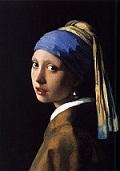 レンブラント・真珠の耳飾りの少女